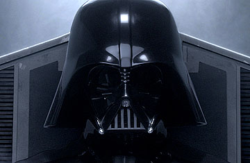 OK, Lord Vader… Breathe in, Breathe out.