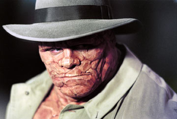 Michael Chiklis as Ben Grimm/The Thing