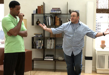 Will Smith and Kevin James