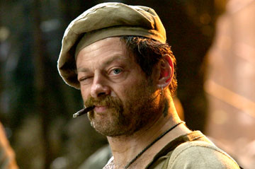 Andy Serkis as Lumpy the Cook