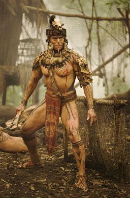 Raoul Trujillo as Zero Wolf
