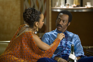 Anika Noni Rose and Eddie Murphy