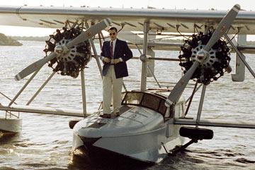 Leonardo DiCaprio as Howard Hughes