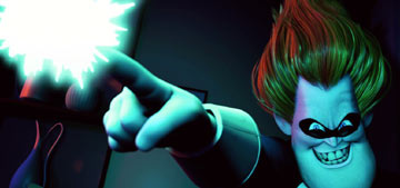 Syndrome – the wanna-be super-hero
