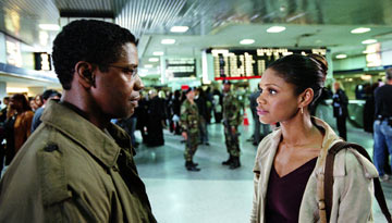 Denzel and Kimberly Elise