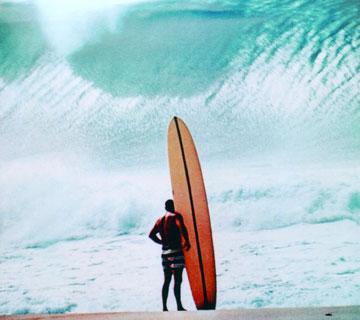 Big Wave Legend Greg Noll