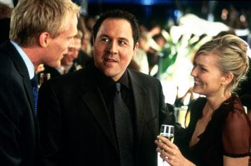 Jon Favreau with the leads